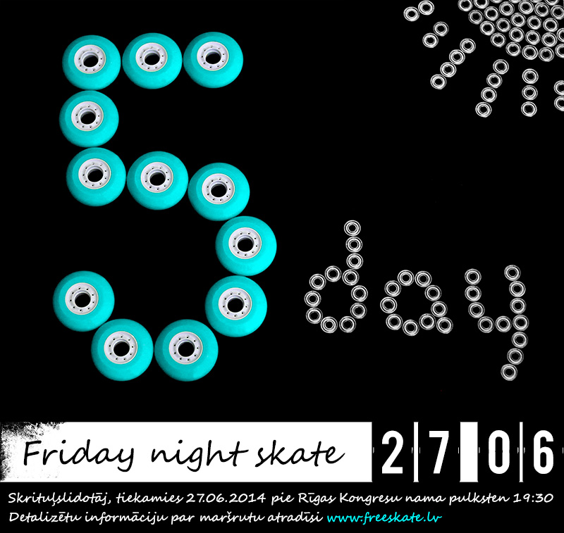 5day night skate 27.06.2014