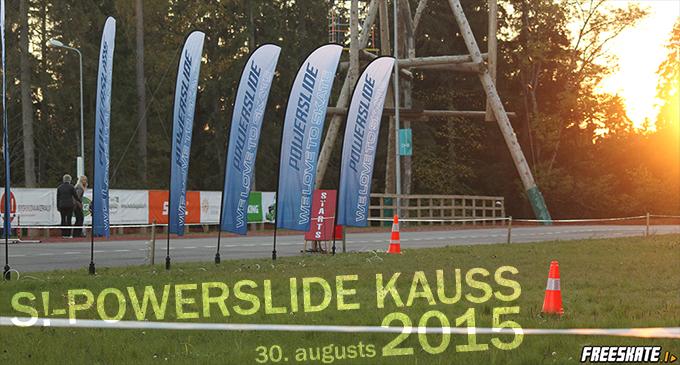 Powerslide kauss 2015