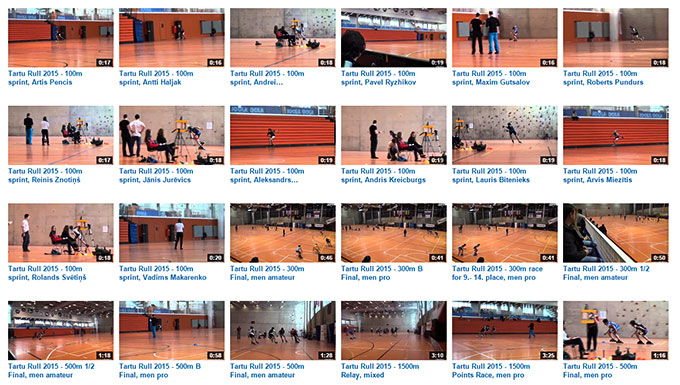 Tartu Rull 2015 video